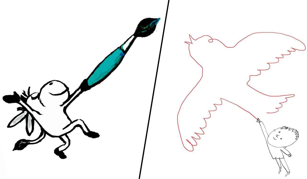 Drawing Duo